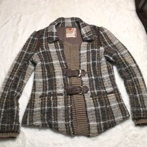 Free People jacket size 12